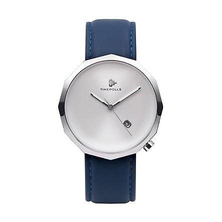 Xiaomi Youpin TIMEROLLS Quartz Watch Luminous Pointer Night Wrist Watch Stainless Steel Shell Water-resistant Leather