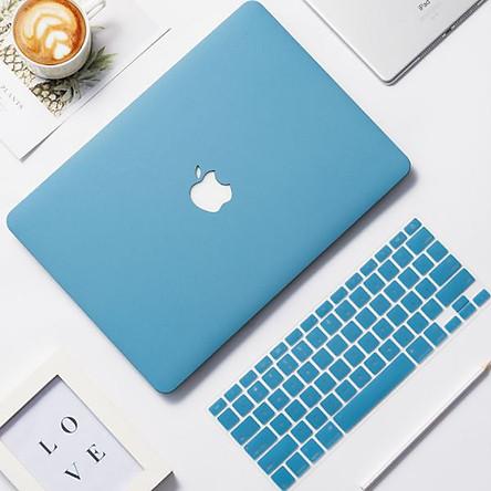 Combo ốp lưng + phủ phím cho Macbook dòng M1