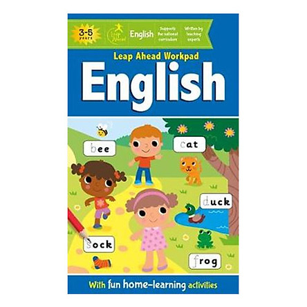 Leap Ahead: 3-5 Years English