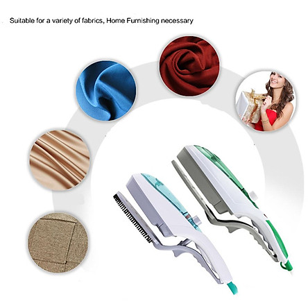 Mini Portable Handheld Hanging Ironing Machine Steam Electric Iron Garment Steamer for Family Household Hotel Travel