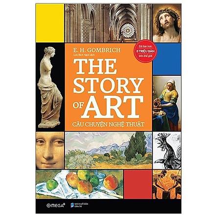 Sách - Câu chuyện nghệ thuật - Phiên Bản Đặc Biệt Tặng kèm Postcard (Số lượng giới hạn, không tái bản)