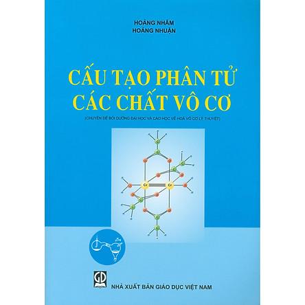 Cấu Tạo Phân Tử Các Chất Vô Cơ (Chuyên đề bồi dưỡng đại học và cao học về hóa vô cơ lý thuyết)
