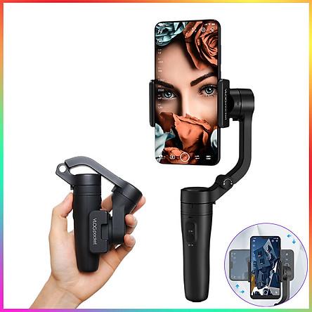 Feiyu Vlog Pocket- Tay cầm chống rung cho điện thoại nhỏ gọn nhất - Chính hãng