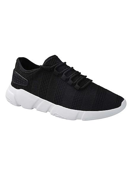 Giày Sneaker Nam PASSO GTK057 - Đen