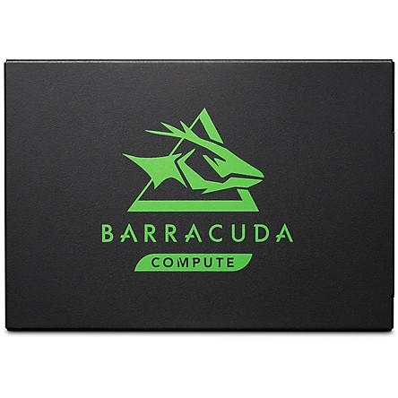Ổ cứng SSD Seagate BarraCuda 120 SATA 500GB ZA500CM1A003 - Hàng Chính Hãng