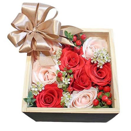 Hộp hoa tươi - Đượm Tình 3607