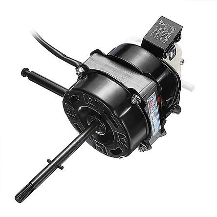 Động cơ đồng nguyên chất cho động cơ quạt AC 220V 60W 20 mm Dây đôi