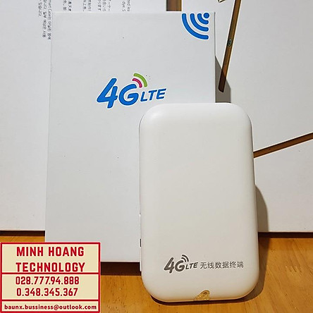 Bộ phát wifi 3G 4G LTE chuyên dụng M80