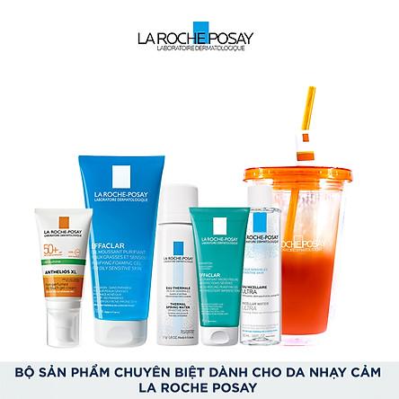 Bộ sản phẩm chuyên biệt dành cho da nhạy cảm La Roche Posay