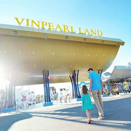 Vé Vinpearl Land Phú Quốc (Lựa Chọn Thêm: Buffet Tối)