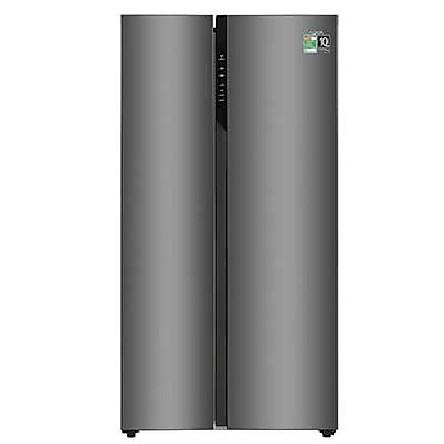 Tủ lạnh Aqua Inverter 541 lít AQR-S541XA BL - Hàng Chính Hãng - chỉ giao hàng TP.HCM