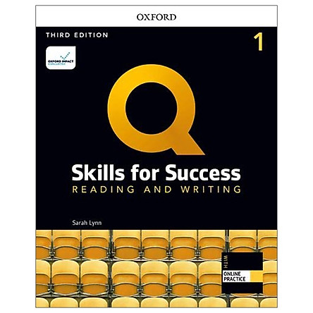 Q: Skills For Success: Level 1: Reading And Writing Student Book With iQ Online Practice - 3rd Edition
