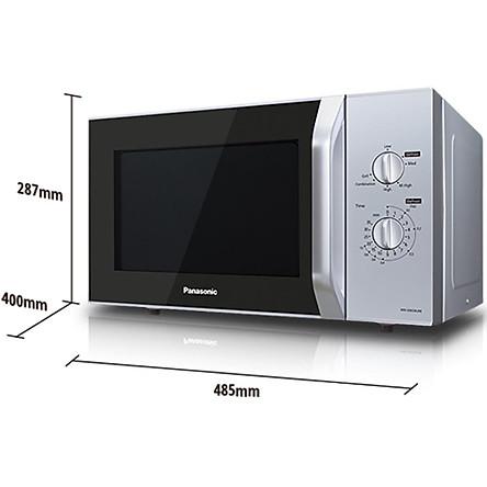 Lò vi sóng có nướng Panasonic NN-GM34JMYUE - Hàng chính hãng