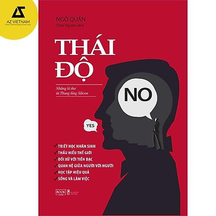 Sách - Thái Độ (Những lá thư từ thung lũng Silicon)