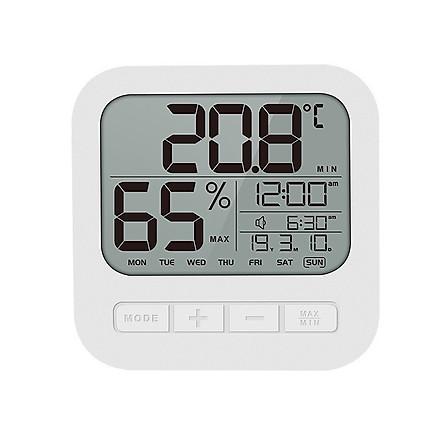 Nhiệt ẩm kế điện tử đo nhiệt độ và độ ẩm phòng ngủ cho bé NK08