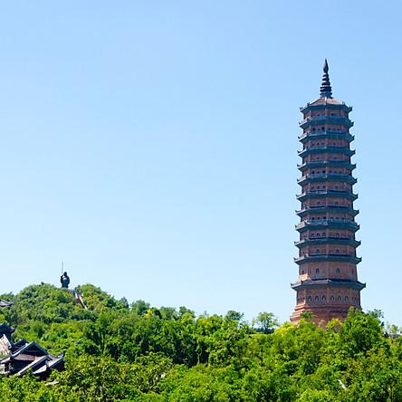 Tour 5N4Đ Hà Nội - Hạ Long - Bái Đính - Tràng An - Hà Giang Cao Nguyên Đá Đồng Văn
