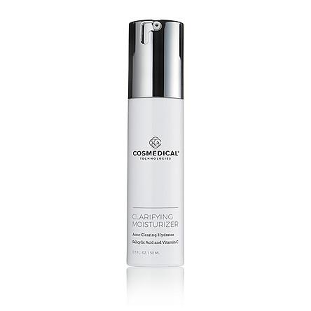 Kem dưỡng ẩm hỗ trợ trị mụn, dưỡng ẩm cho da dầu nhờn Clarifying Moisturizer 50ml
