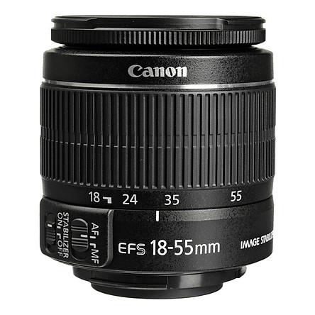 Lens Canon EF-S 18-55mm f/3.5-5.6 IS II - Hàng Chính Hãng