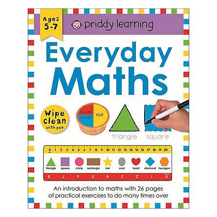 Everyday Maths: Wipe Clean Workbooks