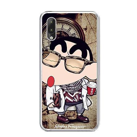 Ốp lưng dẻo cho điện thoại Vsmart Star - 0145 SHIN - Hàng Chính Hãng