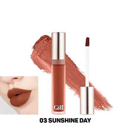 Gilaa Long Wear Lip Cream Full Size (5g)- Son kem lì thế hệ mới