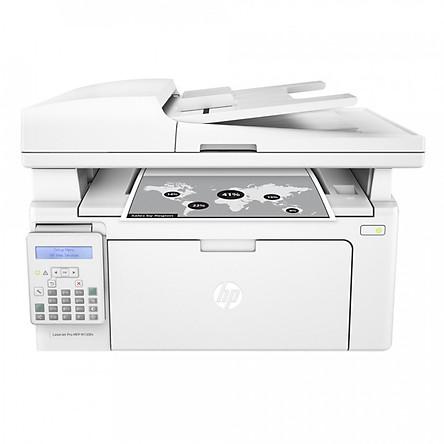 Máy In HP laser Jet Pro MFP M130FN Fax Network Scan Copy - Hàng Chính Hãng