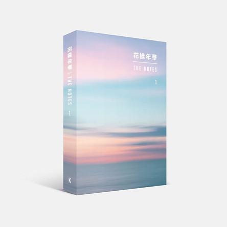 BTS BT21THE NOTES 1 Korean Ver Book