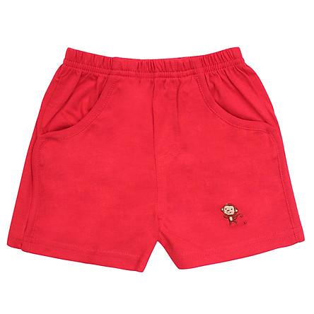 Quần Shorts Unisex Thêu Màu HELLO B&B 0595 - Họa Tiết Ngẫu Nhiên