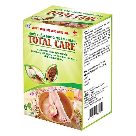 Muối Ngâm Chân Thảo Dược Total Care TTC_350 (350g)