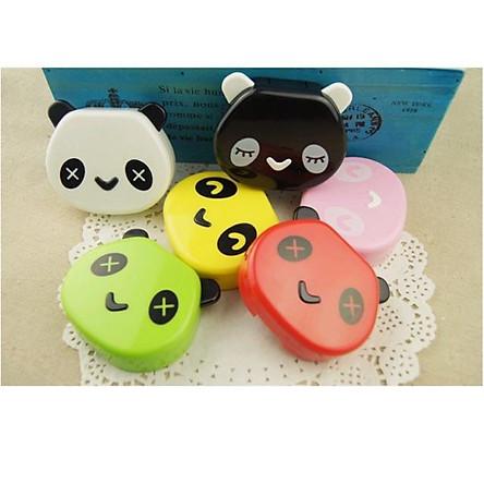Khay đựng lens panda