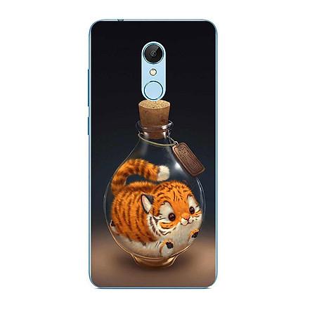 Ốp điện thoại dành cho máy Xiaomi Mi Mix 2S - Hoàng thượng trong chai MS ADATU007