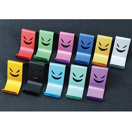 Kệ, giá đỡ điện thoại thông minh đa năng, dễ sử dụng, kim loại siêu bền đẹp ( combo 2 chiếc ) - giao màu ngẫu nhiên