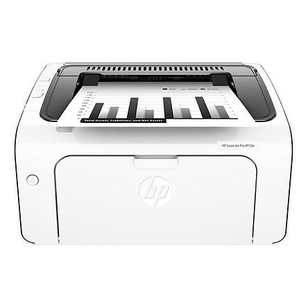 Máy In Đơn Năng HP LaserJet Pro M12W Wifi - Hàng Chính Hãng