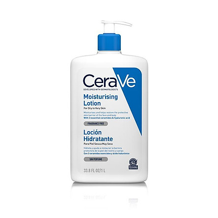 CeraVe Daily Moisturising Lotion 1L