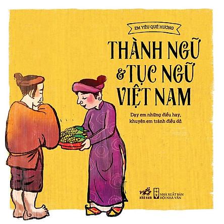 Thành Ngữ Và Tục Ngữ Việt Nam (Tái Bản)