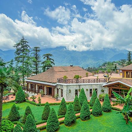 Victoria Sapa Resort & Spa 4* - Bữa Sáng, Hồ Bơi Nước Ấm, Gần Nhà Thờ Đá & Hồ Sapa, Top 25 Khách Sạn Việt Nam