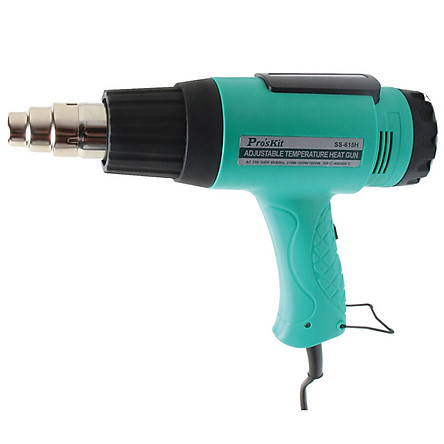 Pro'skit SS-621H Digital Display Adjustable Heat Gun (Power 2000W)