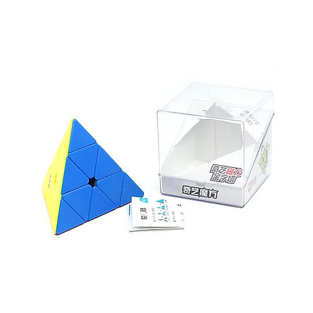Rubik Qiyi MS pyraminx (có nam châm)