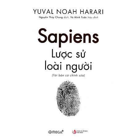 Sapiens: Lược Sử Loài Người - Phiên bản 2019 ( Tặng kèm Bút Tạo Hình Ngộ Nghĩnh )