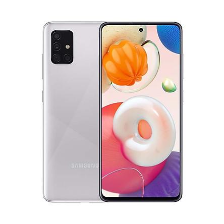 Điện Thoại Samsung Galaxy A51 (6GB/128GB) - ĐÃ KÍCH HOẠT BẢO HÀNH ĐIỆN TỬ - Hàng Chính Hãng- Bạc