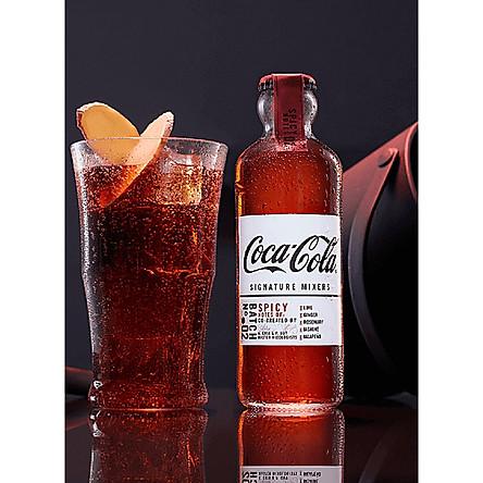 Coca Cola Sig Mixers Spicy 200ml - Coca Cola Sig Mixers Vị Cay 200ml