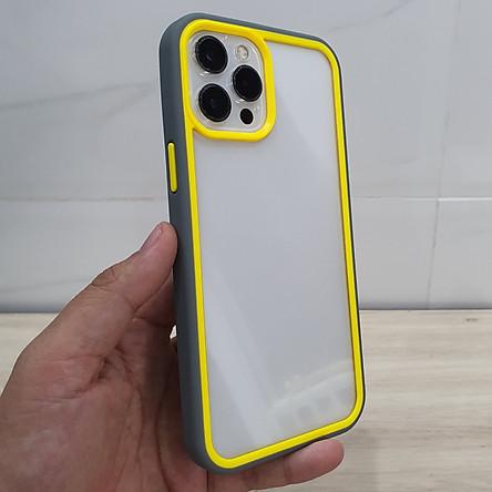 Case Iphone 12 Pro Max - Ốp Lưng Chống Sốc Cho Iphone 12 Pro Max - Nhiều Màu