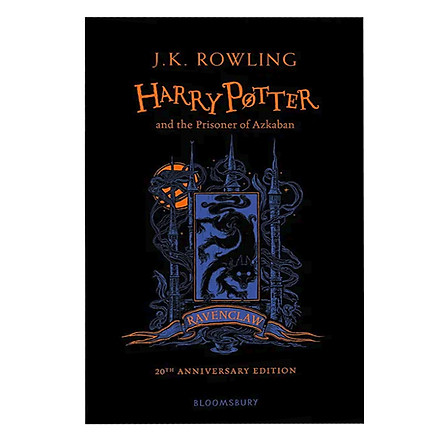Harry Potter And The Prisoner Of Azkaban (Ravenclaw Edition Hardback) (English Book)