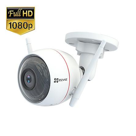 Camera IP Wifi Ngoài Trời Ezviz C3WN Full HD1080P ( hỗ trợ thẻ nhớ lên đến 128G) - Hàng nhập khẩu