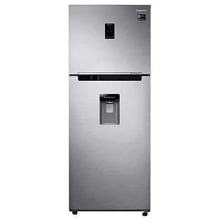 Tủ Lạnh Inverter Samsung Rt35k5982s8/Sv (360l) - Hàng Chính Hãng + Tặng Bình Đun Siêu Tốc