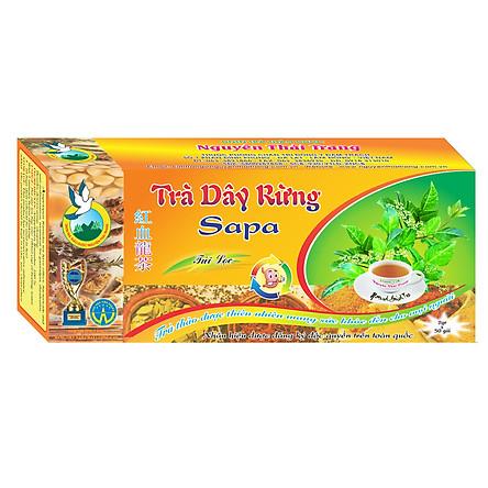 Trà Dây Sapa Hộp 50 Túi Lọc X 2g- Nguyên Thái Trang – Thảo Dược Thiên Nhiên – Tốt Cho Sức Khỏe