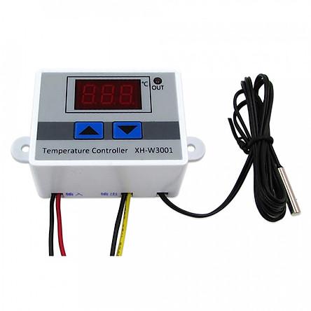 Công Tắc Điều Khiển Nhiệt Độ Kỹ Thuật Số Hiển Thị LED (12V/24V/220V)