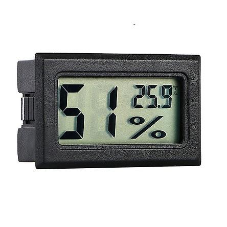Đồng hồ đo nhiệt độ độ ẩm mini HY-11