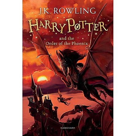 Harry Potter And The Order Of The Phoenix (Harry Potter và Hội Phượng Hoàng) (English Book)