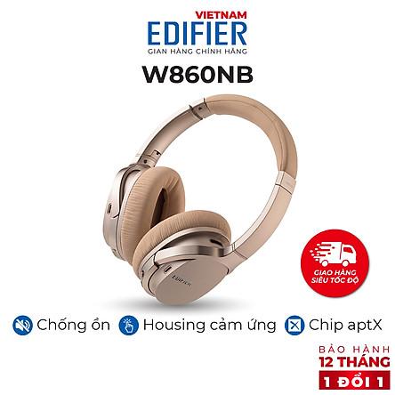 Tai nghe Bluetooth EDIFIER W860NB Chống ồn Chạy 25 giờ liên tục - Hàng chính hãng